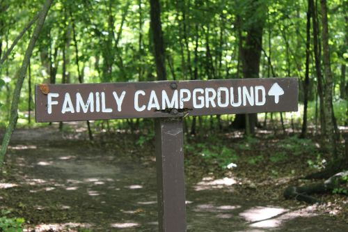 family campgrounds near me